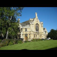 Oundle School 1